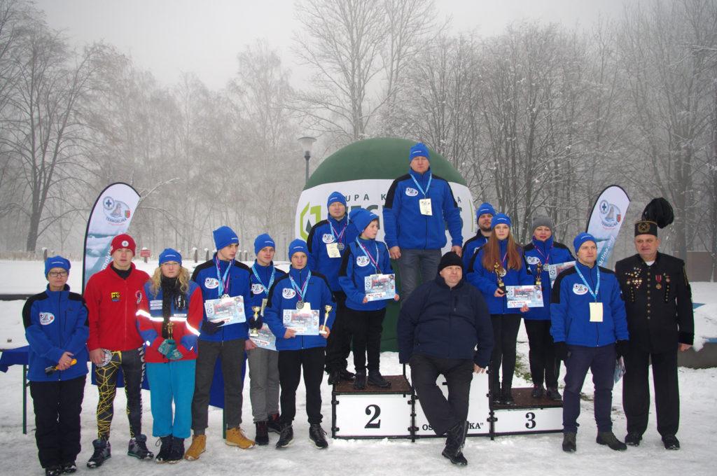 III Mikołajkowo-Barbórkowe Otwarte Mistrzostwa Śląska W Zimowym Pływaniu – Świętochłowice 02.12.2017