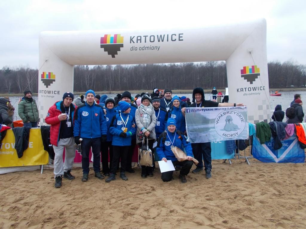 IV Międzynarodowe Mistrzostwa Polski W Zimowym Pływaniu – Katowice 13.01.2017