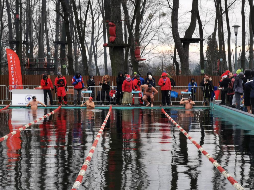 V Barbórkowo – Mikołajkowe Otwarte Mistrzostwa Polski w Zimowym Pływaniu na basenie 50 m